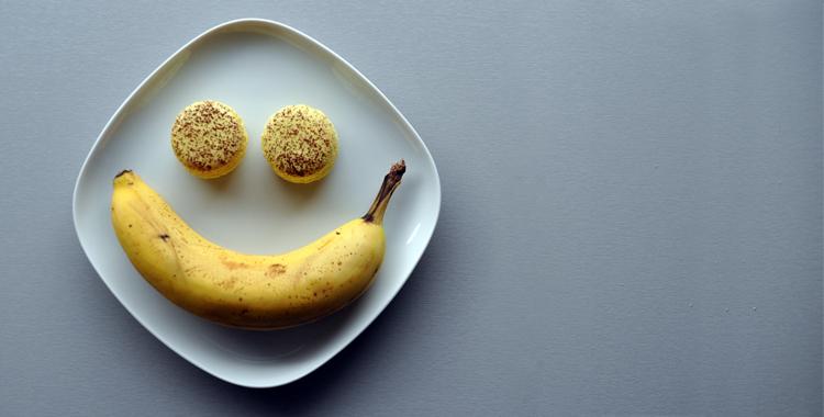 Bananmakroner